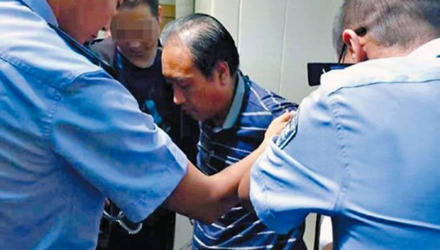 Oι αρχές της Κίνας συνέλαβαν τον δικό τους «Τζακ Αντεροβγάλτη» μετά από 30 χρόνια