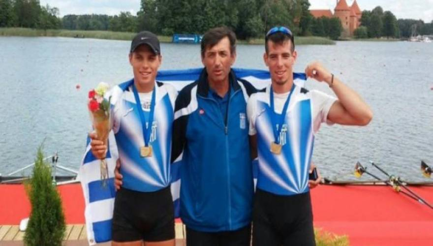 Κωπηλασία: Χρυσό μετάλλιο για την Ελλάδα στο παγκόσμιο πρωτάθλημα εφήβων στην Ολλανδία