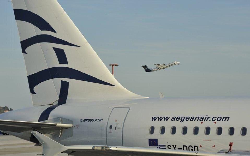 Κανονικά οι πτήσεις Ryanair, Aegean, Olympic Air