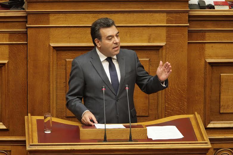 «Την ώρα που ο κ. Τσίπρας πραγματοποιεί ''θεατρικές περιοδείες'' για να πείσει ότι είναι υπέρ των επενδύσεων, τοπικοί παράγοντες του ΣΥΡΙΖΑ εμποδίζουν την επένδυση στην Κασσιόπη της Κέρκυρας»