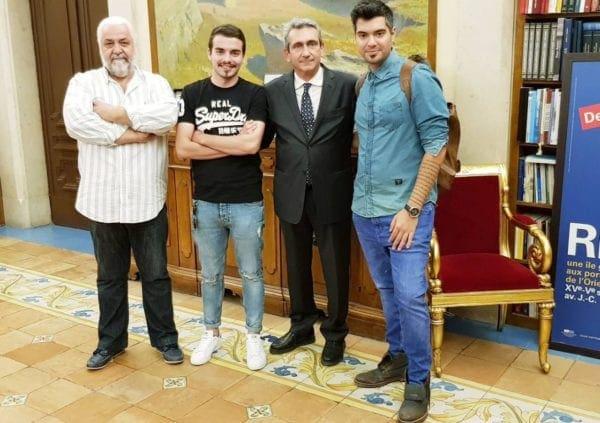 """Στο Νότιο Αιγαίο, το 2019, ο διεθνής γαστρονομικός  διαγωνισμός """"European Young Chef Award"""""""