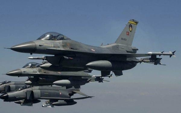 Τουρκική φρενίτιδα πάνω απο τη Ρόδο με έξι αερομαχίες και 65 παραβιάσεις σε ακριτικά νησιά