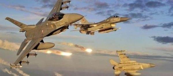 Δεκάδες παραβιάσεις από τουρκικά μαχητικά στο Αιγαίο: Σχηματισμοί από F-16 και CN-235