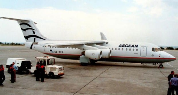 Αλλαγές στις πτήσεις της Aegean λόγω στάσης εργασίας των Ελεγκτών Εναέριας Κυκλοφορίας
