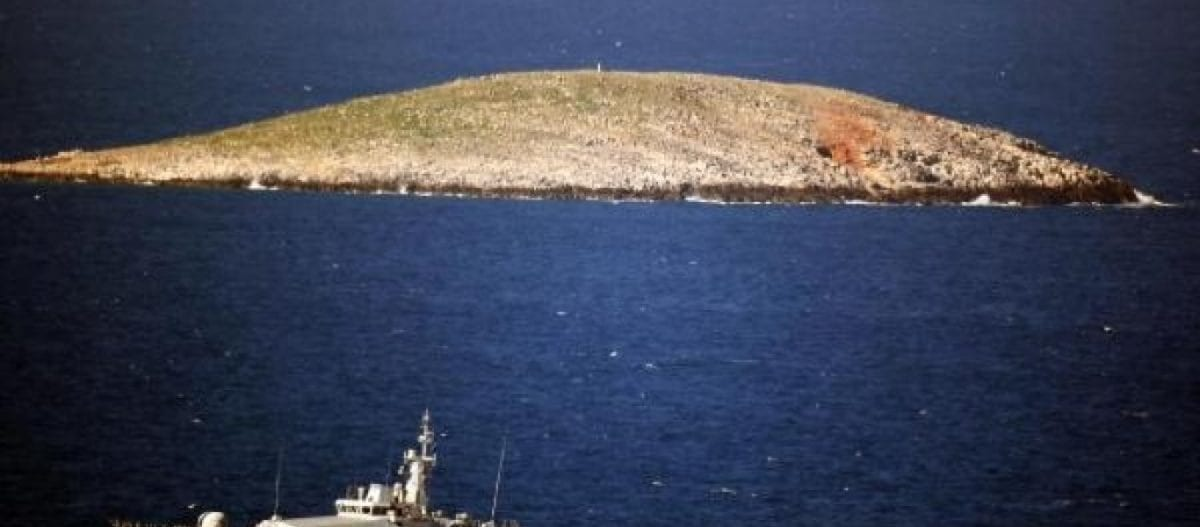 Τουρκικά ΜΜΕ: «Η τουρκική Ακτοφυλακή έδιωξε σκάφος του Λ.Σ. από τα Ίμια