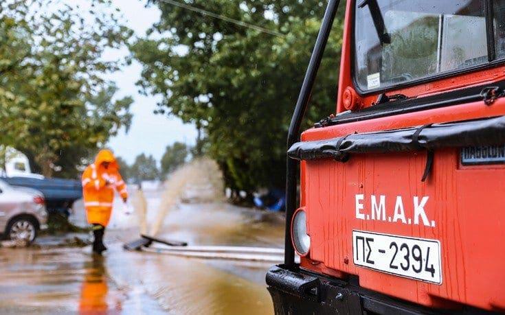 «Η Ελλάδα χάνει κάθε χρόνο μία… Πάτμο από τις πλημμύρες και τη διάβρωση του εδάφους»