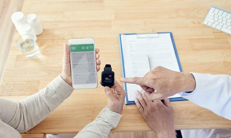 Η δύναμη της κινητής τηλεφωνίας στην υγεία των χρονίων ασθενών
