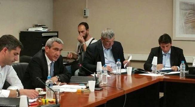 Παρέμβαση του Περιφερειάρχη  στη σημερινή συνεδρίαση της ΕΝΠΕ για την επικείμενη ίδρυση των Περιφερειακών Παρατηρητηρίων Ελέγχου Δόμησης