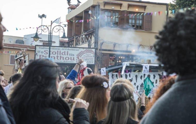 Με επιτυχία ολοκληρώθηκε το 4ο Ψινθενό Καρναβάλι