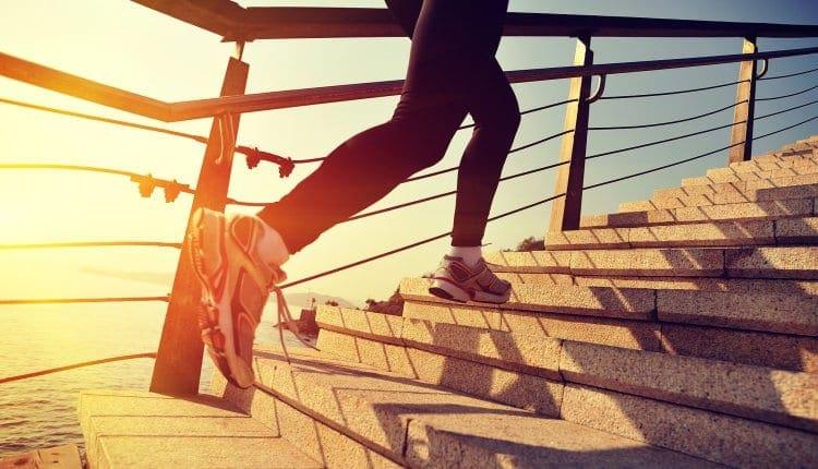 Οι σκάλες χαρίζουν υγεία
