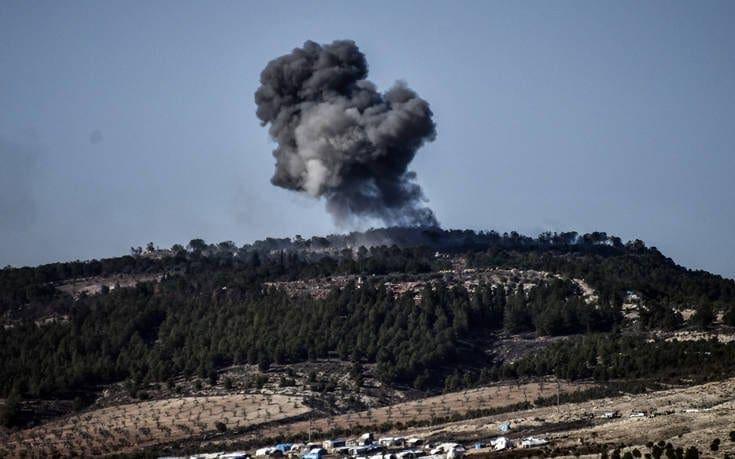 Οι Κούρδοι διαψεύδουν ότι οι Τούρκοι έχουν περικυκλώσει το Αφρίν