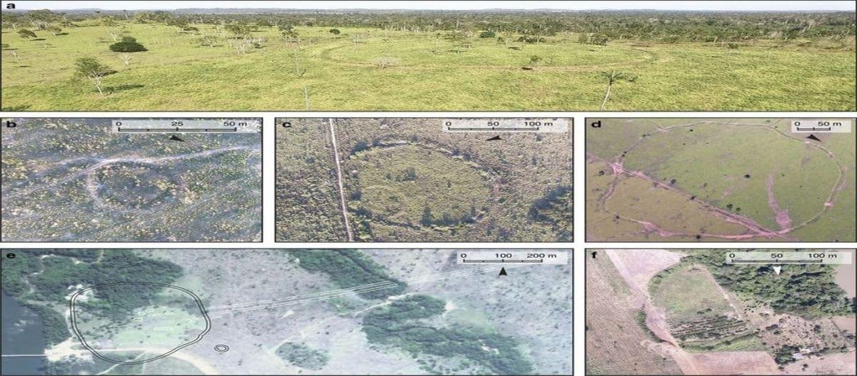 Αμαζόνιος: Δορυφόρος αποκάλυψε χωριά της προ Κολόμβου εποχής (φωτό)