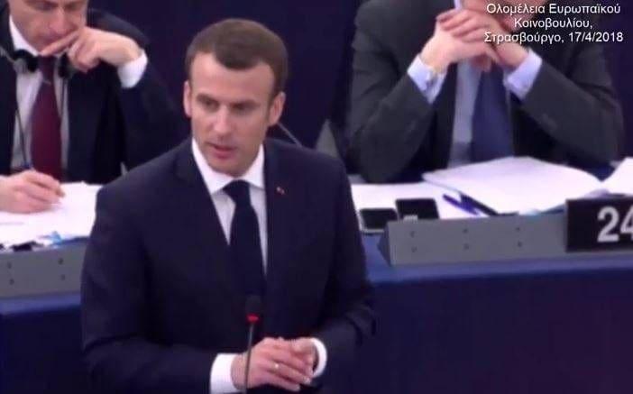Τι απάντησε ο Μακρόν για τη στάση της Γαλλίας αν η Τουρκία επιτεθεί στην Ελλάδα