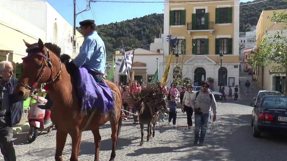 Μοναδικό το Πάσχα στα Δωδεκάνησα – Ξεχωρίζουν τα «κλήματα» στη Λέρο