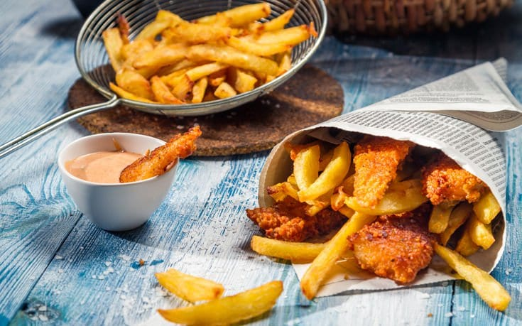 Πότε είναι επικίνδυνες οι τηγανητές πατάτες – Τι προβλέπει ο νέος κανονισμός της ΕΕ
