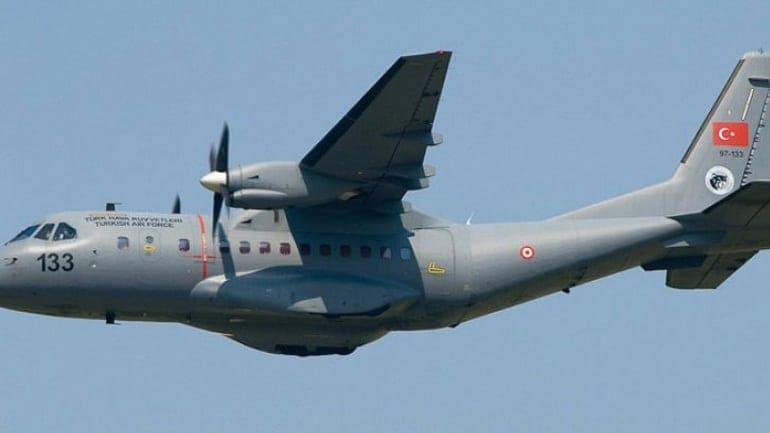 Τουρκικό κατασκοπευτικό αεροσκάφος παρενόχλησε ελληνική πυραυλάκατο