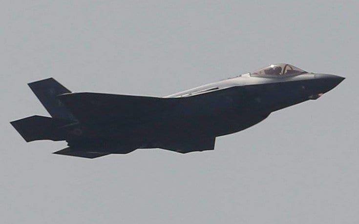 Παρθενική πτήση για το πρώτο στελθ F-35 της Τουρκίας
