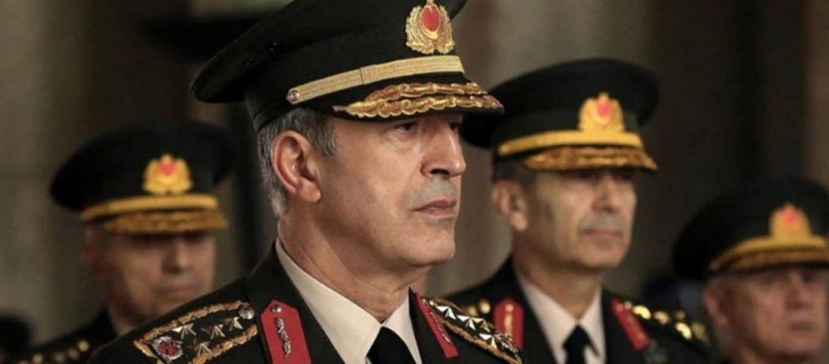 Με έκτακτη μετάδοση από τη τουρκική τηλεόραση ο Τούρκος A/ΓΕΕΘΑ προειδοποίησε Ελλάδα & Κύπρο
