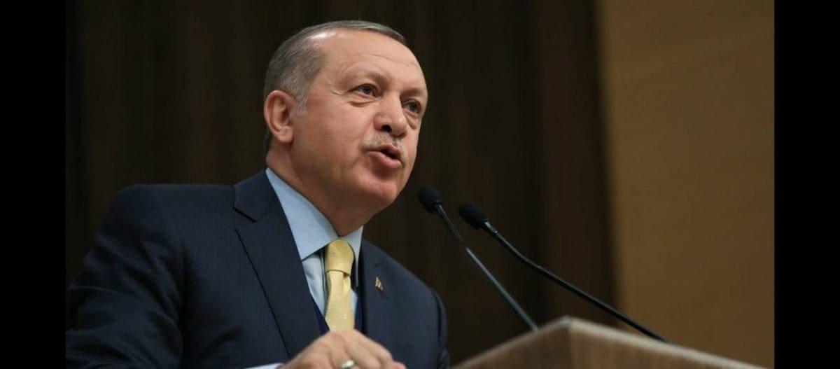 Ερντογάν: Δεν θα επιτρέψω στο Ισραήλ να κλέψει την Ιερουσαλήμ από τους Παλαιστίνιους