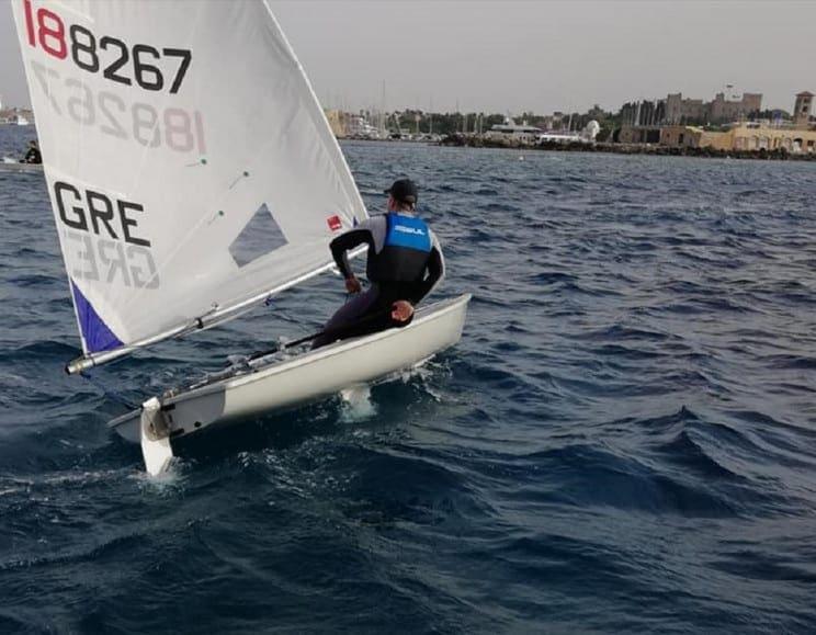 Ο Ν.Ο.Ρ. φιλοξενεί το Πανελλήνιο Πρωτάθλημα Laser