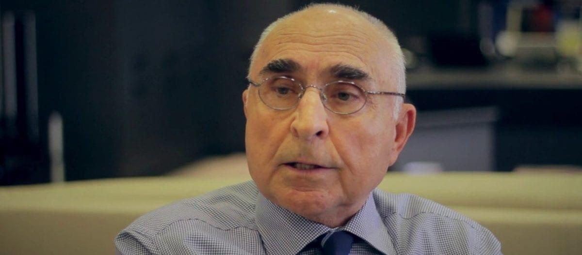 Έφυγε από τη ζωή σε ηλικία 78 ετών ο πρόεδρος της Aegean Θεόδωρος Βασιλάκης