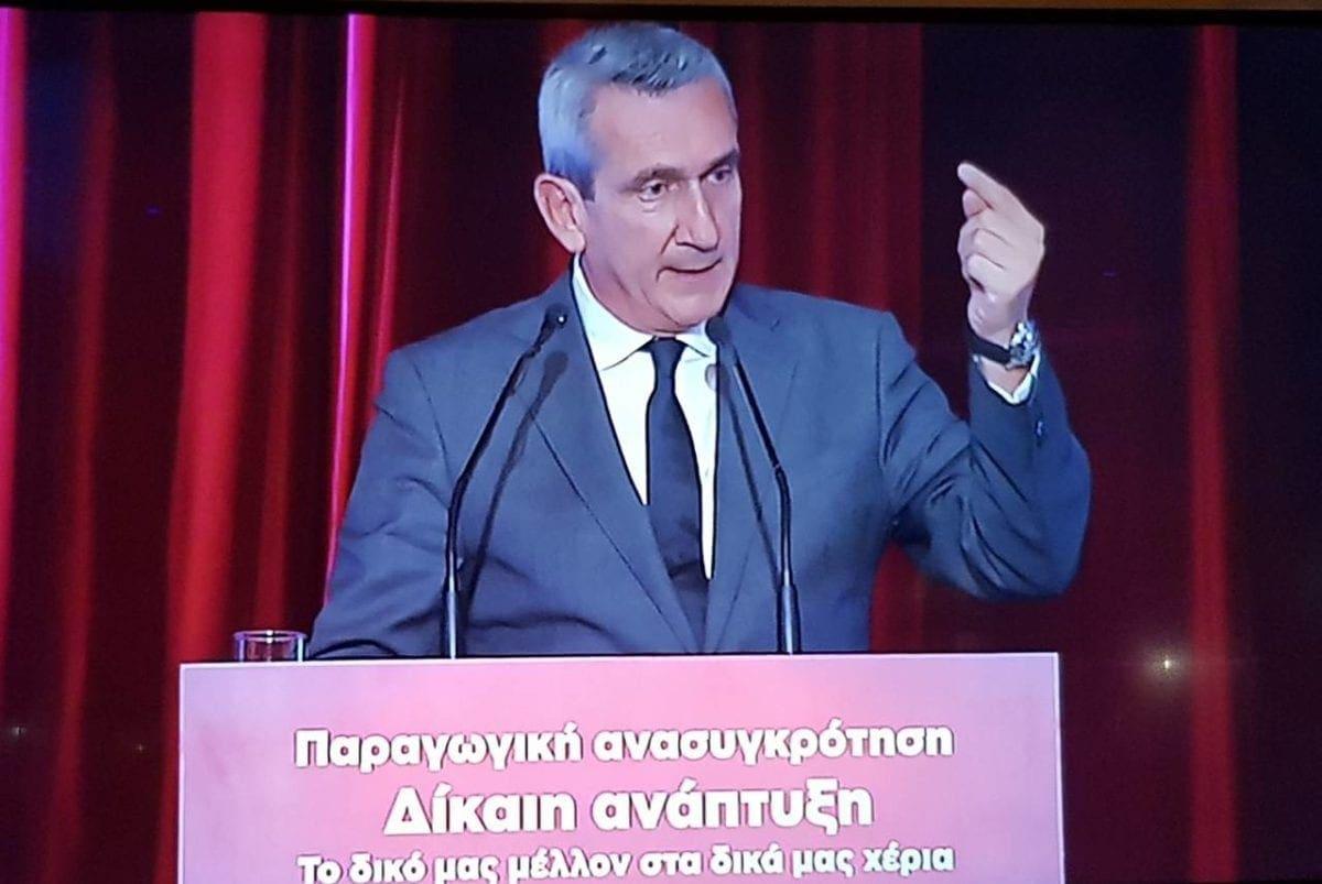 """Γιώργος Χατζημάρκος στην κυβέρνηση: """"Τα νησιά του Νοτίου Αιγαίου δεν επαιτούν. Θέλουν το δίκαιο μερίδιο της συνεισφοράς τους στα δημόσια έσοδα"""""""