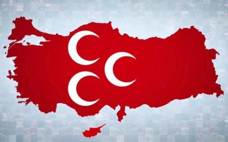 Βίντεο των «Γκρίζων Λύκων» δείχνει τουρκική όλη την Κύπρο