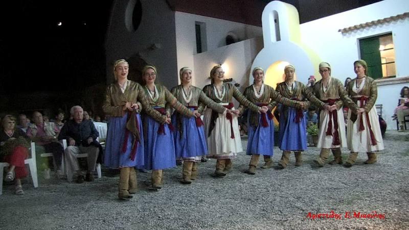 Υπό την αιγίδα της Περιφέρειας Νοτίου Αιγαίου, μια ξεχωριστή εκδήλωση στον Άγιο Μάρκο Κατταβιάς