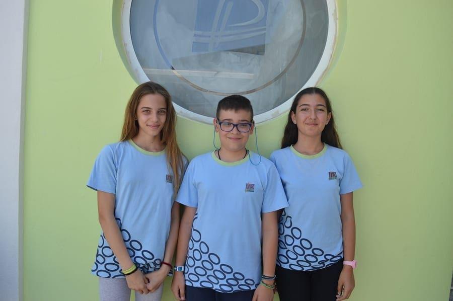 Διακριθέντες μαθητές σε διαγωνισμό Φυσικής (Αριστοτέλης)