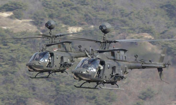 Έρχονται στην Ελλάδα ελικόπτερα «φορτωμένα» με εξομοιωτές και ανταλλακτικά