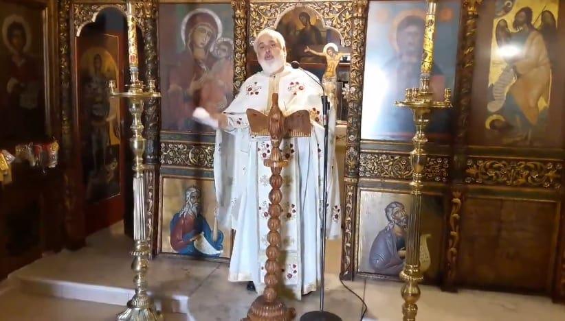 Τους τα εψαλε ο παπα Χρήστος απο τη Ρόδο για το Σκοπιανό (Βίντεο)