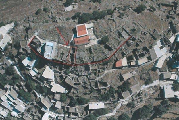 Μνημεία σε κίνδυνο: Κάστρο Εμπορειού Νισύρου