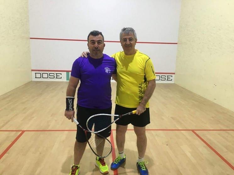 Το μήνυμα του προέδρου για το διεθνές τουρνουά squash