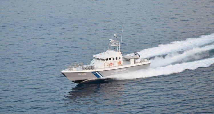 Παροχή συνδρομής σε ιστιοφόρο σκάφος στην Κάρπαθο
