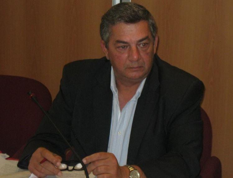 Στέργος Στάγκας: «Μόνο εσύ, Γιώργο Νικητιάδη, κοροϊδεύεις την κοινωνία και με ψέματα πολιτεύεσαι»