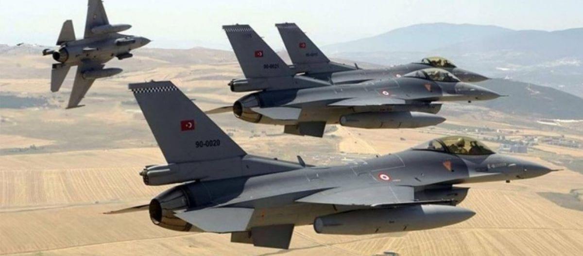 Νέες προκλήσεις στο Αιγαίο: 59 παραβιάσεις και έξι παραβάσεις του FIR από 10 τουρκικά μαχητικά