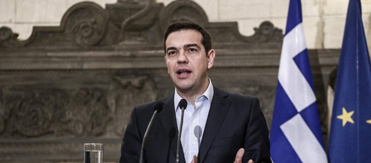 Διάγγελμα του πρωθυπουργού Αλ. Τσίπρα: «Βόρεια Μακεδονία» τα Σκόπια