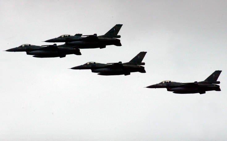 Μαχητικά από την Κρήτη έδωσαν μήνυμα στο νέο στρατηγό της Τουρκίας