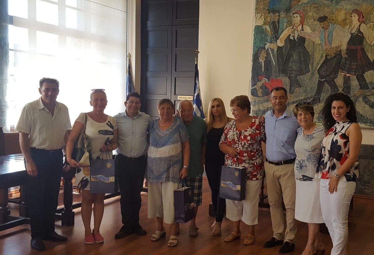 Νέες βραβεύσεις repeaters στη Ρόδο- Τιμήθηκαν για άλλη μία φορά από το Δήμο Ρόδου συχνοί επισκέπτες του νησιού