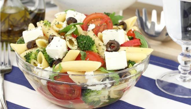 Η μεσογειακή διατροφή ασπίδα για τη μόλυνση του περιβάλλοντος