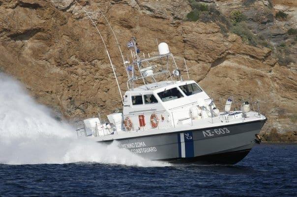 Εντοπισμός αλλοδαπών στην Κω και σύλληψη του χειριστή του ταχυπλόου σκάφους μεταφοράς τους κατόπιν καταδίωξης