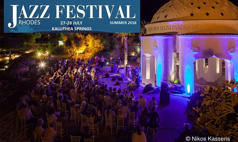 4o Rhodes Jazz Festival