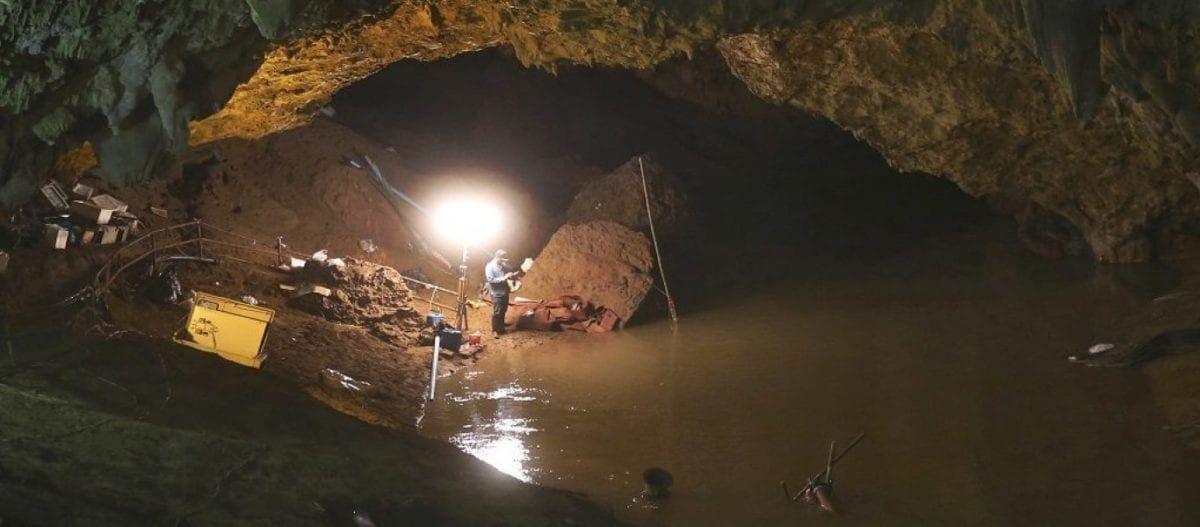 Σοκαριστικές αποκαλύψεις στην Ταϊλάνδη- Για κάποιου είδους τελετή μπήκαν τα παιδιά στο σπήλαιο