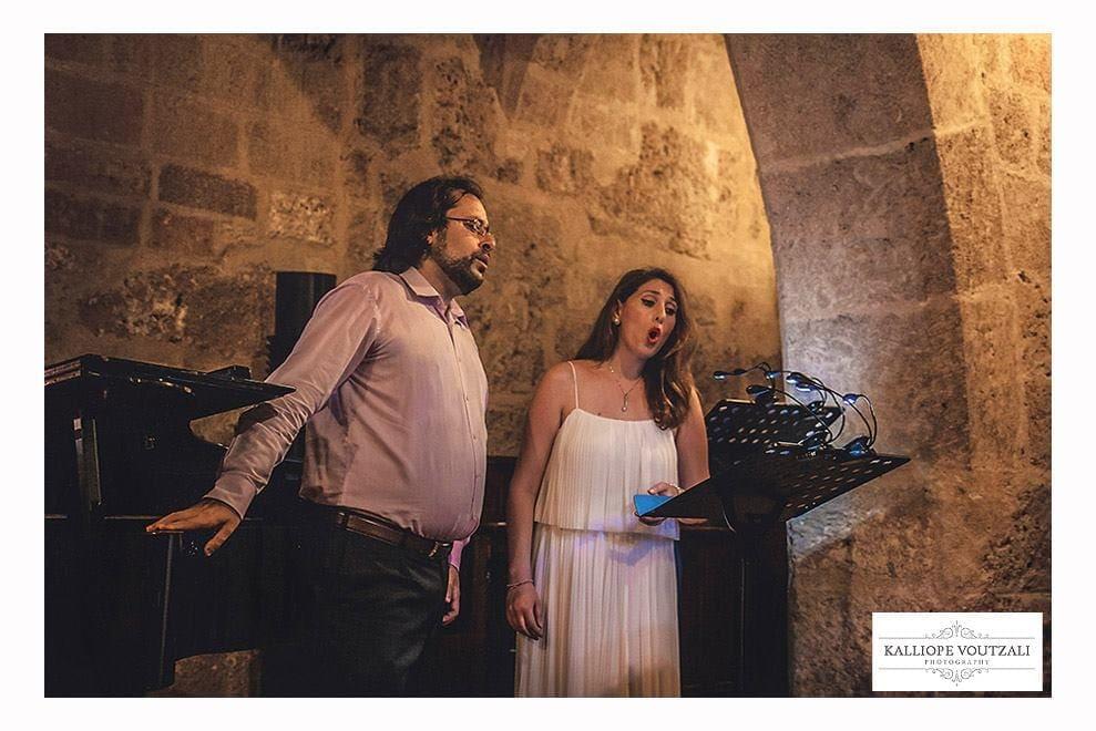 Συναυλία με τίτλο «WEST SIDE STORY» στο Παλάτι του  Μεγάλου Μαγίστρου