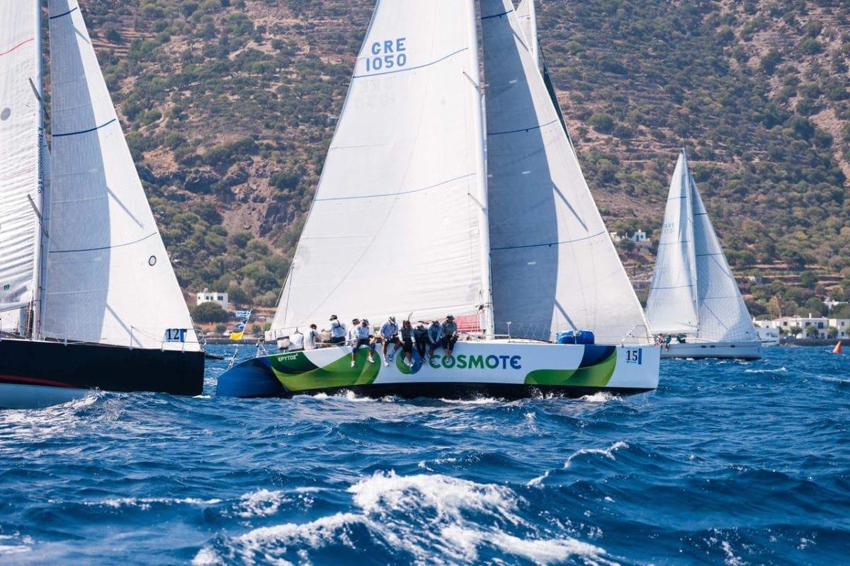 Aνοίγει πανιά η Αegean Regatta 2018
