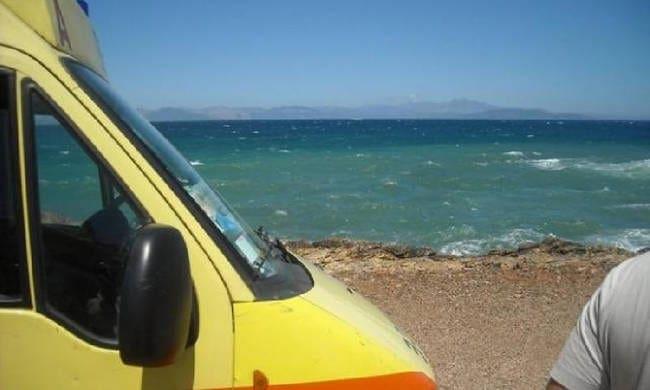 Νεκρός 27χρονος στην παραλία Τσαμπίκα