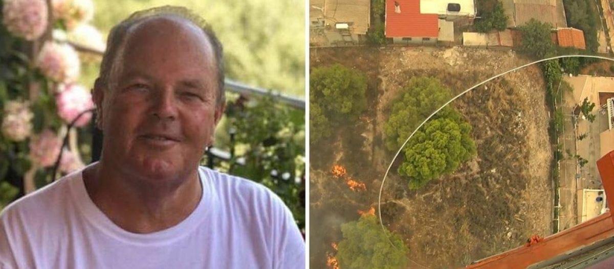 Βίντεο του πιλότου που έσβηνε φωτιά στην Κινέτα και στο Μάτι