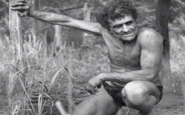 Έφυγε από τη ζωή ο ιδιόρρυθμος «Ταρζάν» της Αυστραλίας – Ζούσε απομονωμένος επί δεκαετίες μέσα στα δάση