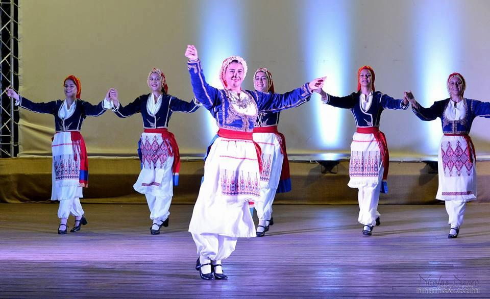 """Ξεκίνησαν οι εγγραφές στο Εκπολιτιστικό Σωματείο """"Ελληνικοί Λαϊκοί Χοροί"""" του Βαγγέλη Τζέλλου"""