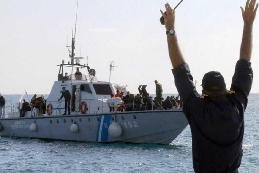 Εντοπισμός και διάσωση αλλοδαπών και σύλληψη των αλλοδαπών διακινητών τους στη Ρόδο